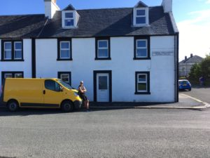 Islay home from home