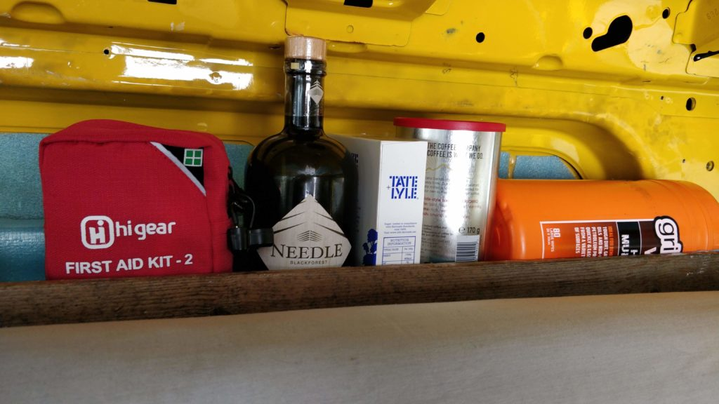 The Vivaro Gin Shelf
