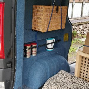 Vivaro coffee shelf