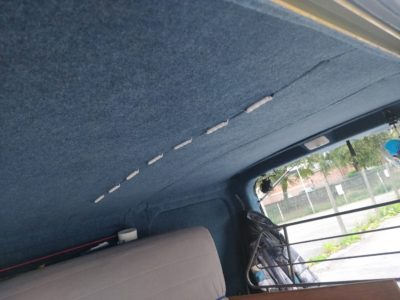 Camper Van Internal Lights