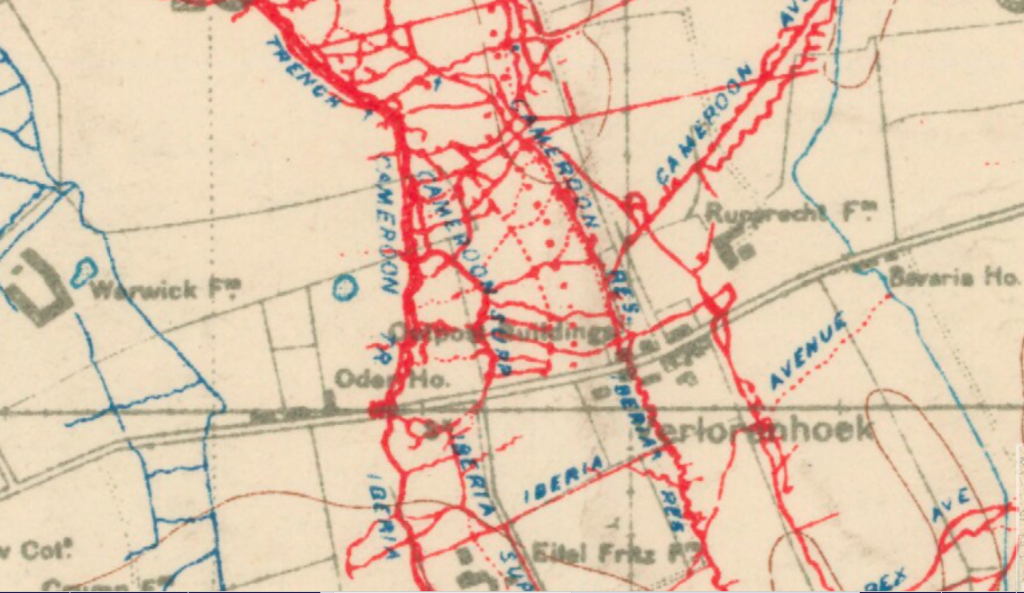 Map from the National Library of Scotland
